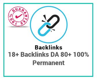 Buy Manual Backlink High DA 80 Dofollow