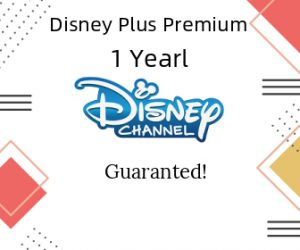Buy DISNEY PLUS PREMIUM ACCOUNT 1 yearl