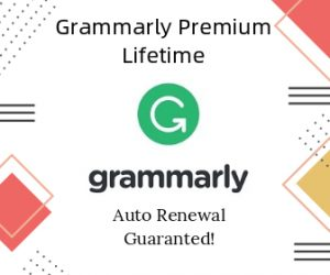 buy grammarly premium account free
