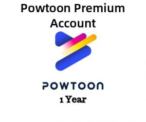 buy powtoon premium Account
