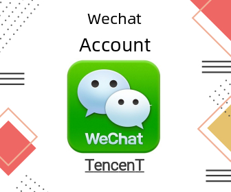 Buy Wechat Account