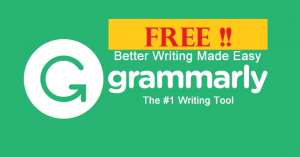 Grammarly Premium Free 2020