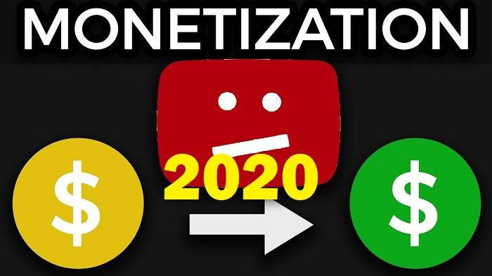 Youtube Monetization Minimum Requirements 2020