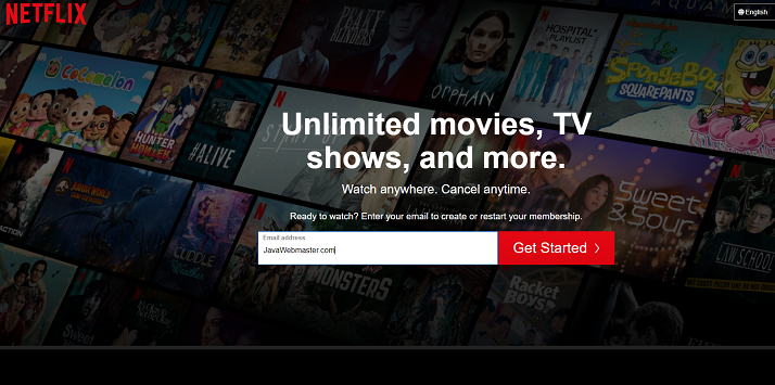 Netflix Free Accounts and Passwords