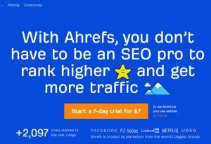 ahrefs account premium for free